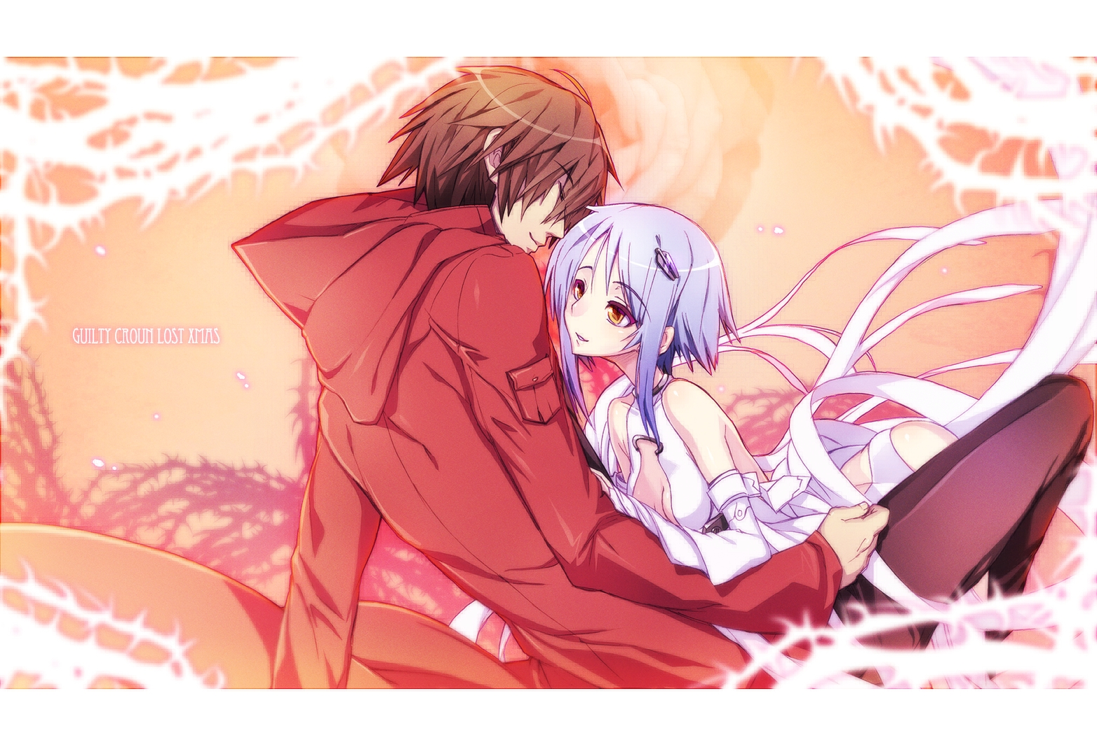 GUILTY CROWN: Lost Christmas Image #1244075 - Zerochan Anime Image ...