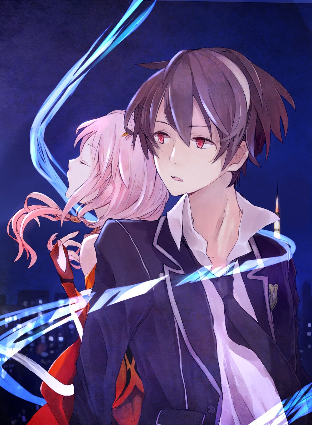 Guilty Crown Page 21 Of 88 Zerochan Anime Image Board