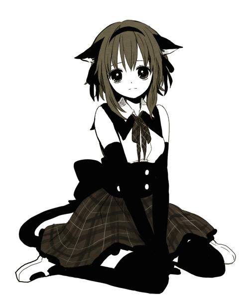 Tags: Anime, An (Pixiv1170947), VOCALOID, GUMI, Aa Subarashiki Nyansei, Fanart From Pixiv, Fanart, Pixiv