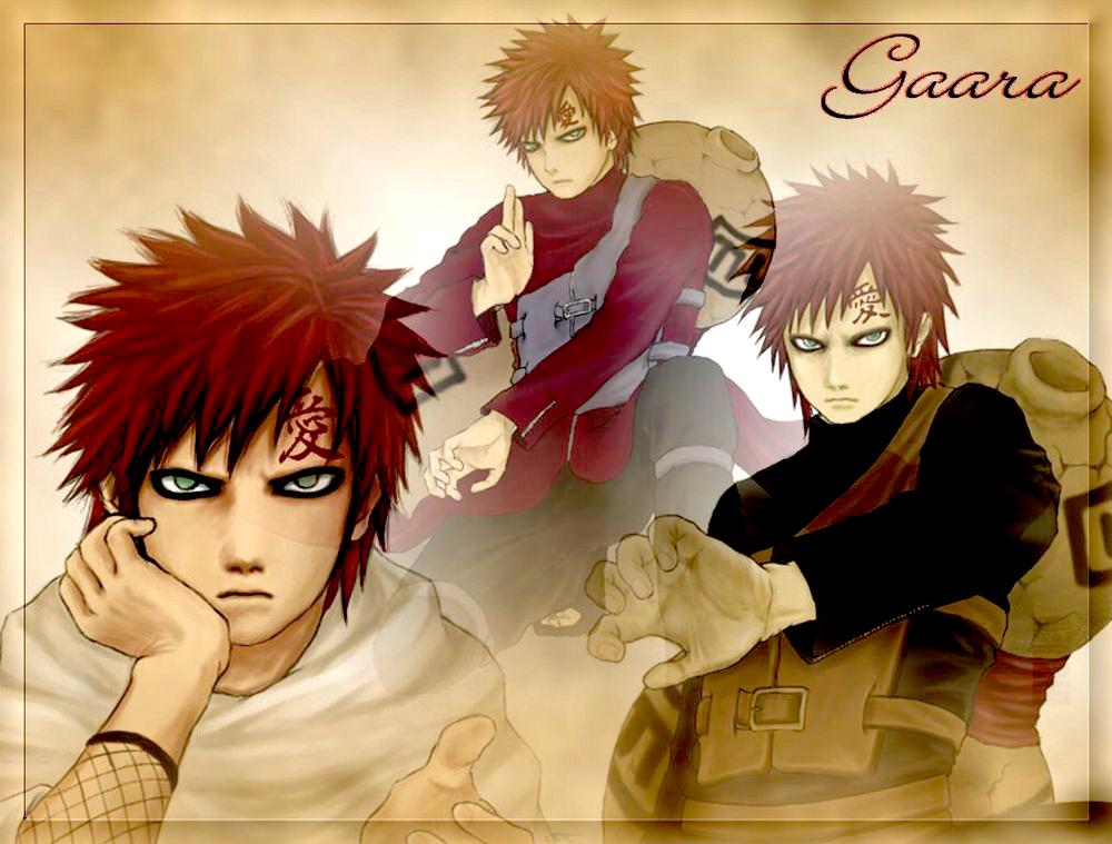 Gaara/#1500589 - Zerochan Gaara And Naruto Chibi