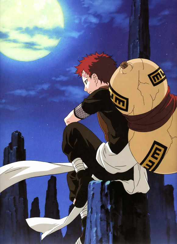 Gaara Naruto Mobile Wallpaper 171662 Zerochan Anime Image Board
