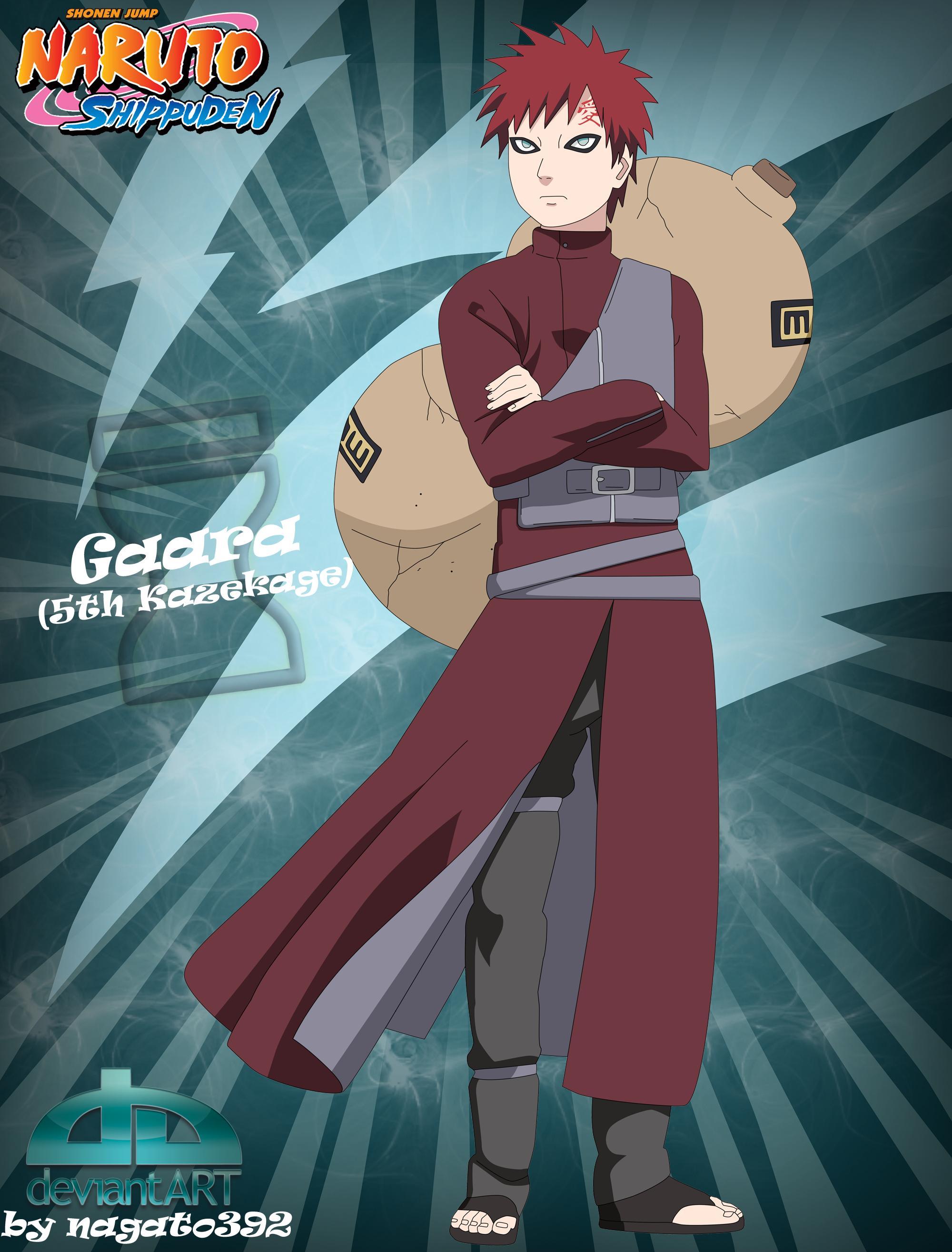 Gaara - NARUTO | page 9 of 18 - Zerochan Anime Image Board