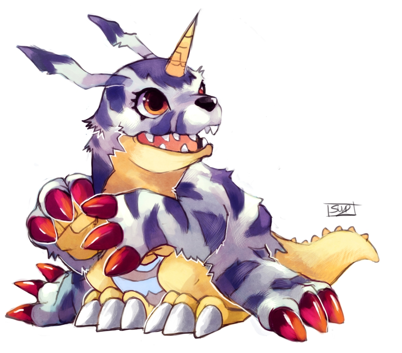 Gabumon - Digimon Adventure - Image #1347864 - Zerochan