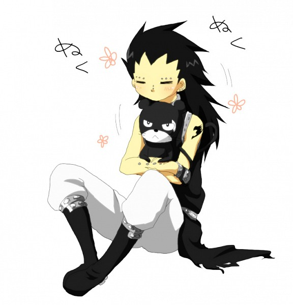 Tags: Anime, FAIRY TAIL, Gajeel Redfox, Pantherlily