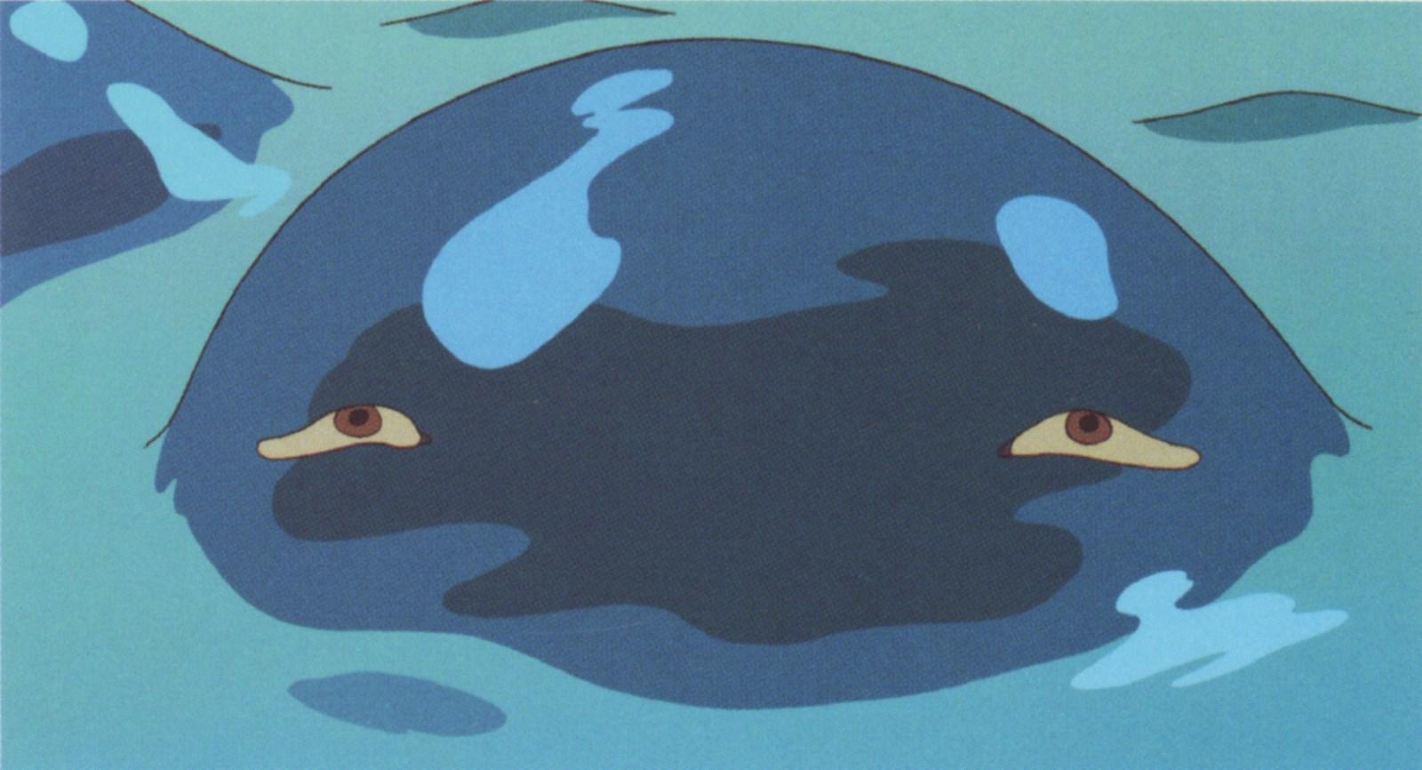 Gake no Ue no Ponyo (Ponyo On The Cliff By The Sea ) Image