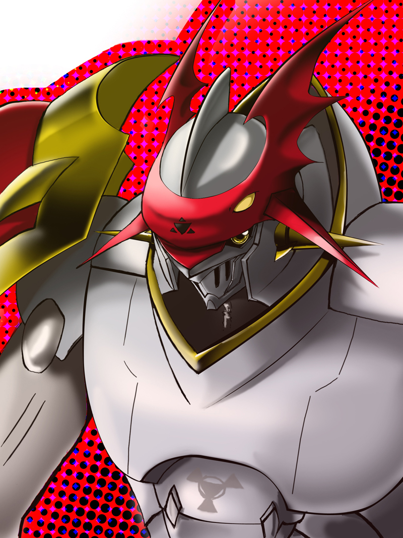 gallantmon digimon tamers zerochan anime image board
