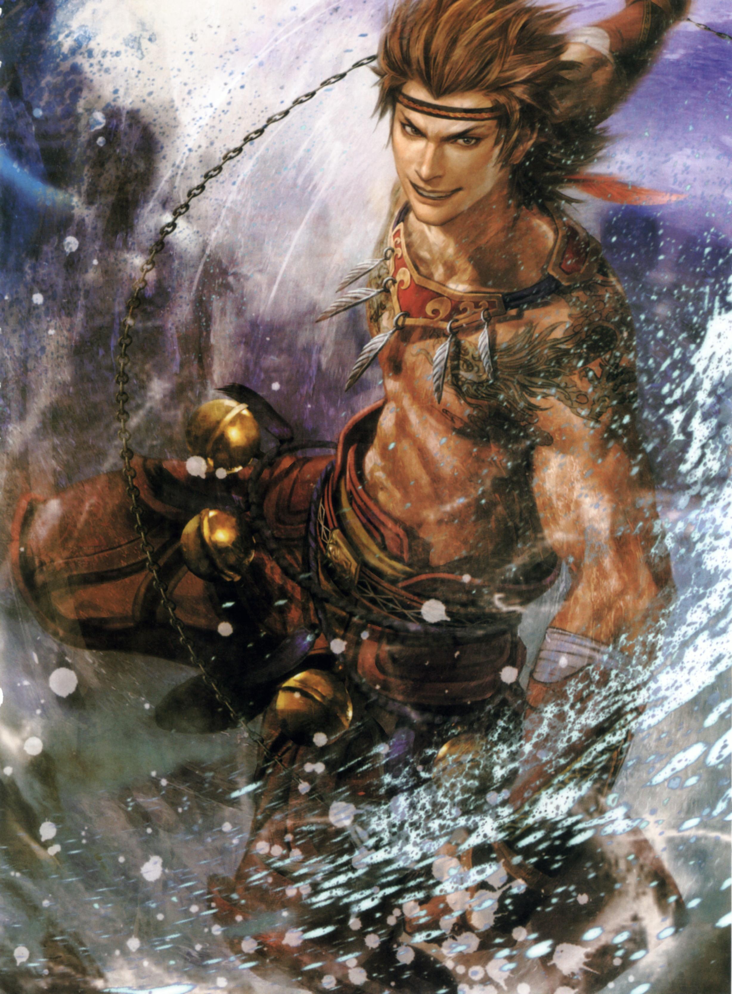 Gan Ning - Dynasty Warriors - Image #1460001 - Zerochan
