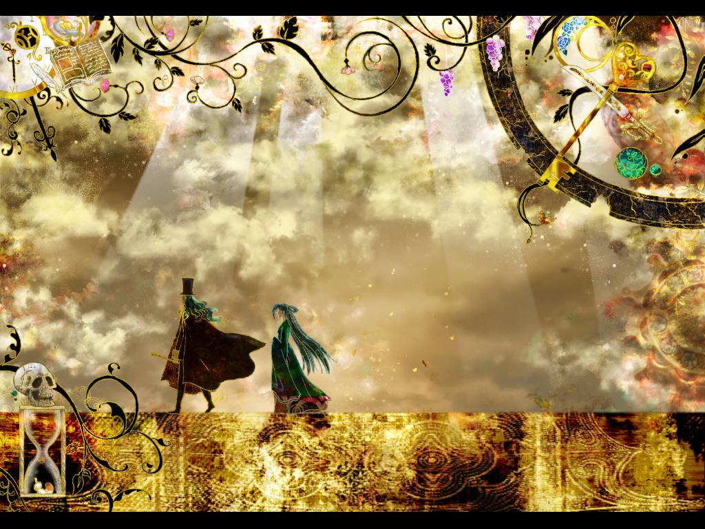 Gankutsuou The Count Of Monte Cristo Wallpaper