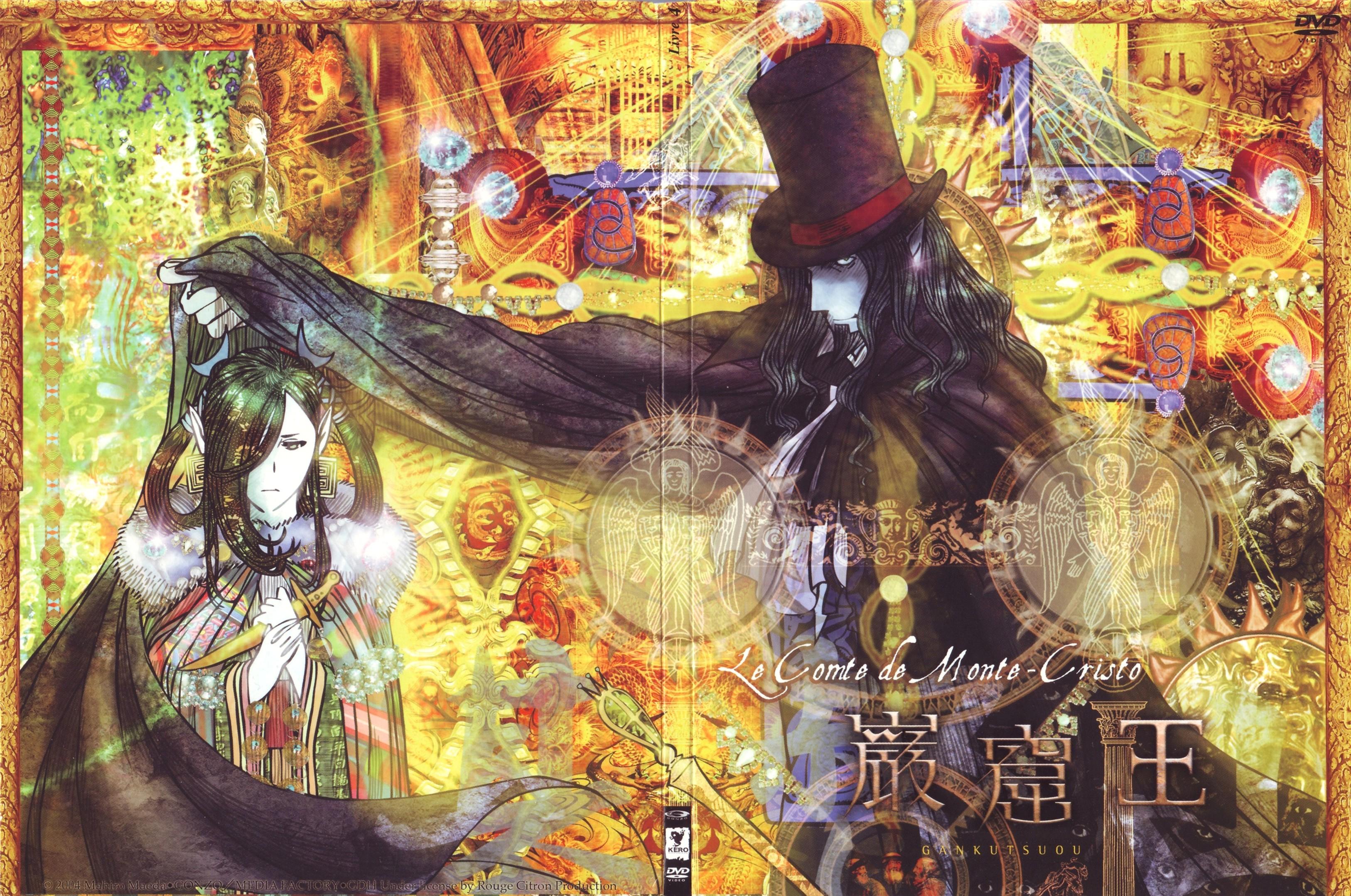 Gankutsuou The Count Of Monte Cristo Download Image