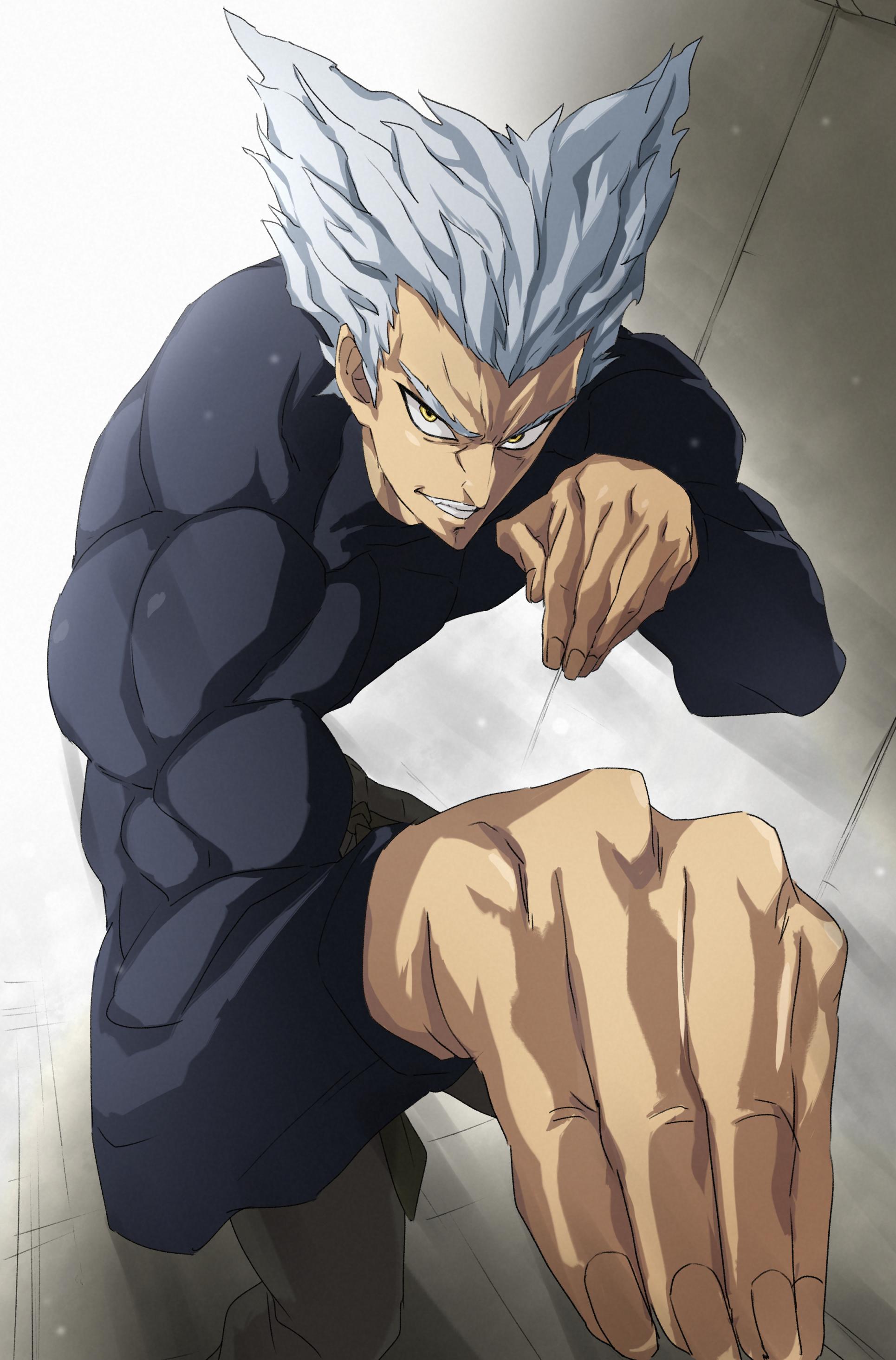 Garou One Punch Man Image 2730919 Zerochan Anime Image Board