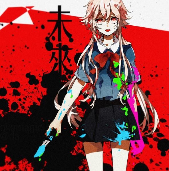 Gasai Yuno/#1091800 - Zerochan