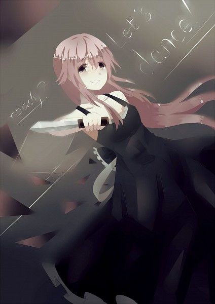 Tags: Anime, Pixiv Id 4704947, Mirai Nikki, Gasai Yuno, Knife in Hand, Dagger