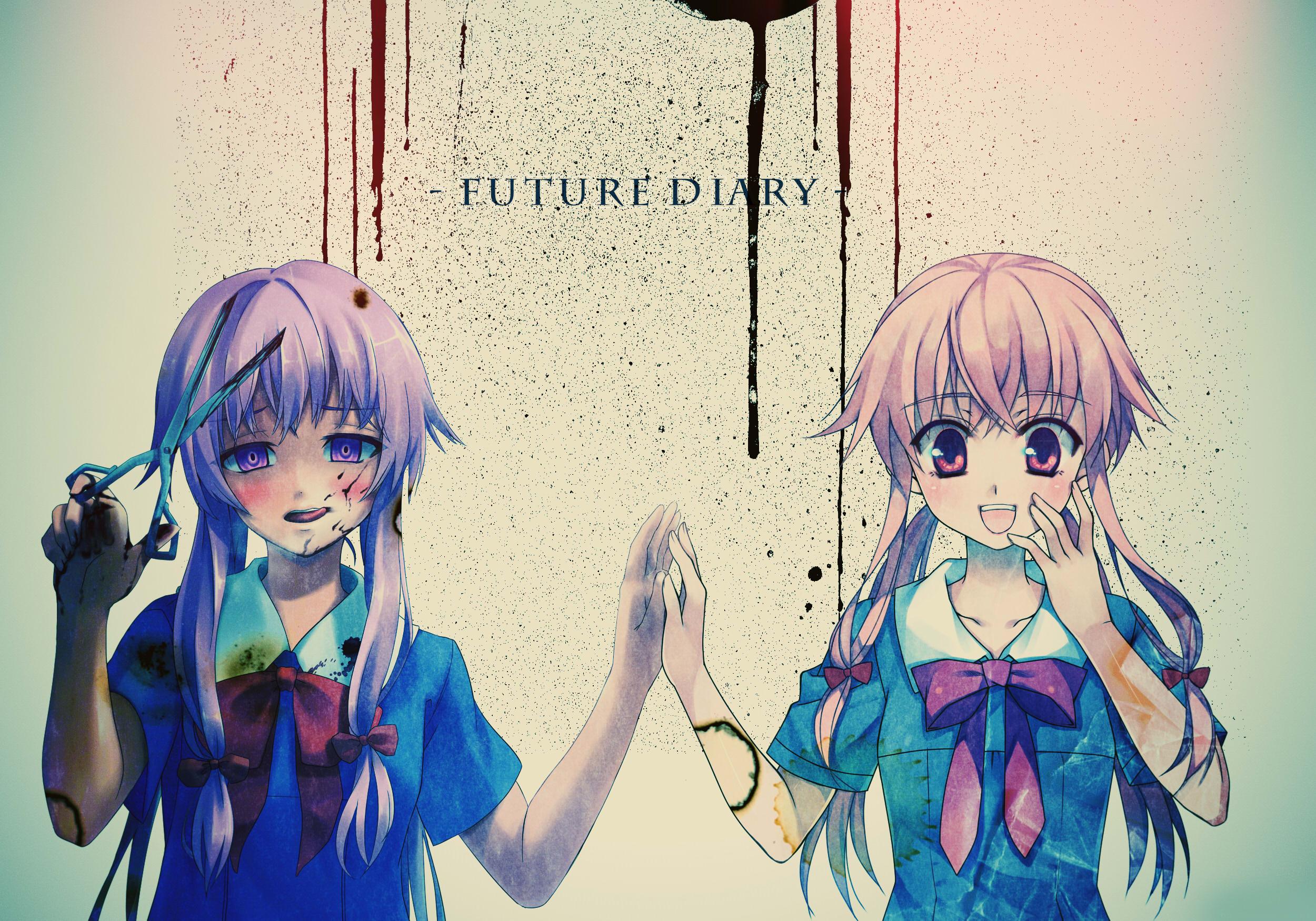 Gasai yuno iphone wallpaper tumblr - Gasai Yuno Download Gasai Yuno Image