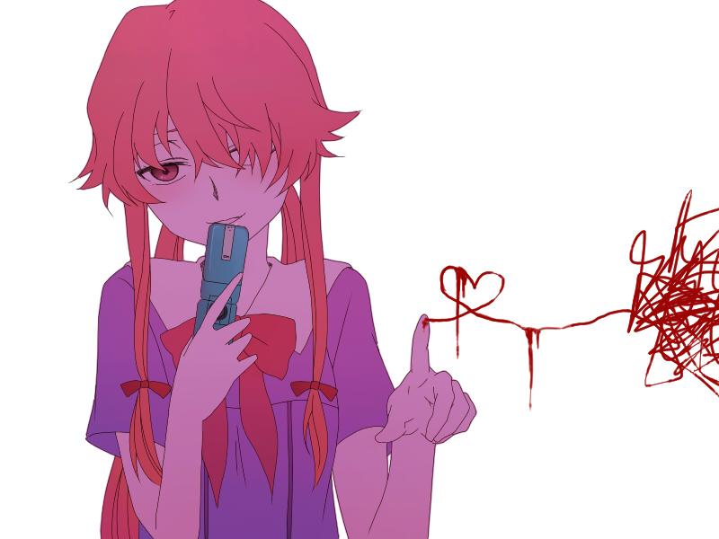 Gasai Yuno/#827448 - Zerochan