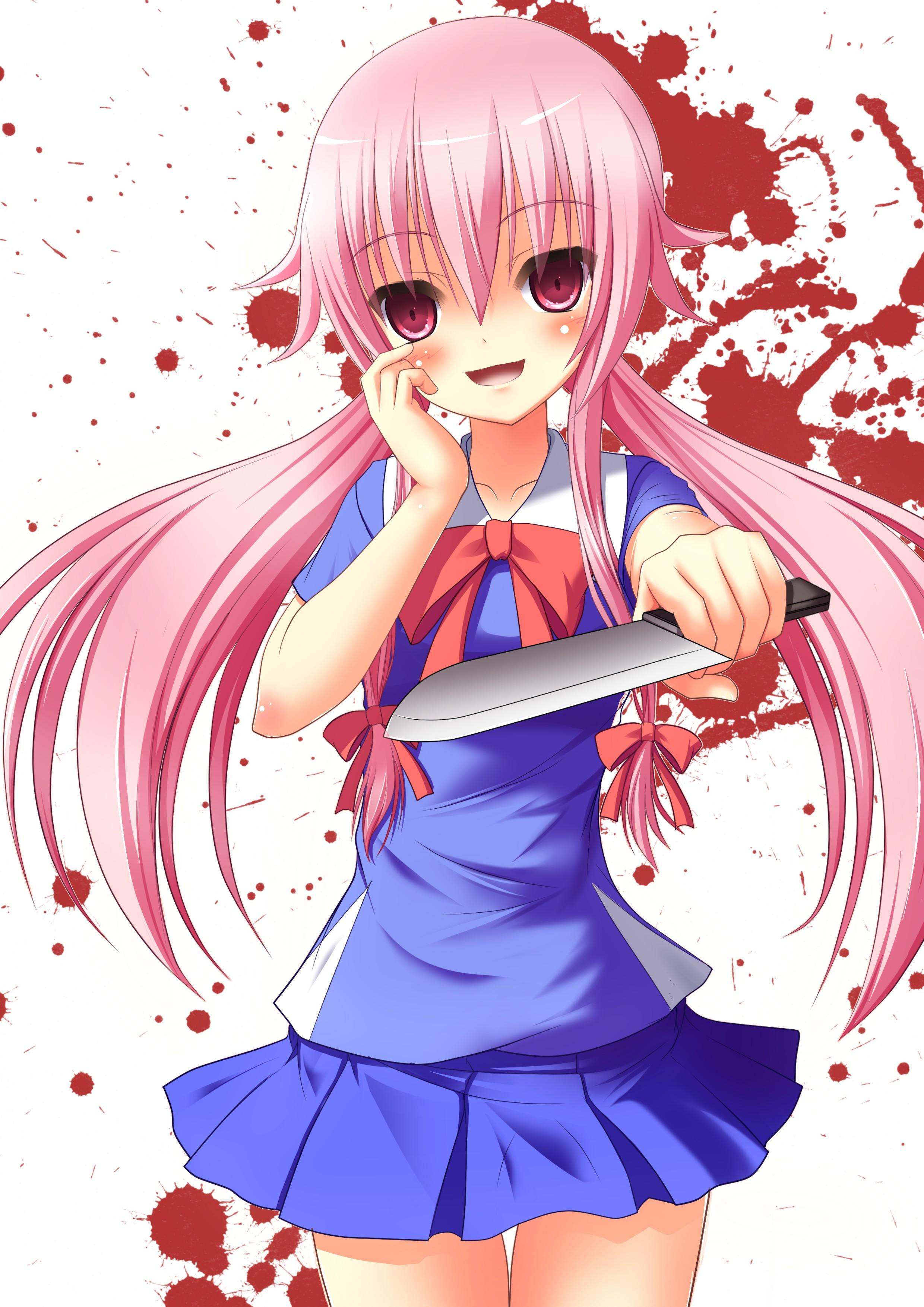 Gasai Yuno Knife Gasai Yuno/#842238 - Z...