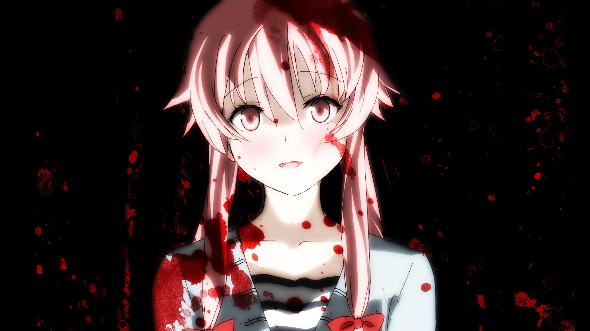 Gasai Yuno Mirai Nikki Zerochan Anime Image Board