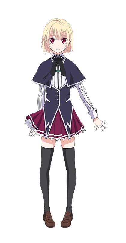 Tags: Anime, Uno Makoto, Passione (Studio), Highschool DxD, Highschool DxD HERO, Gasper Vladi, Official Art