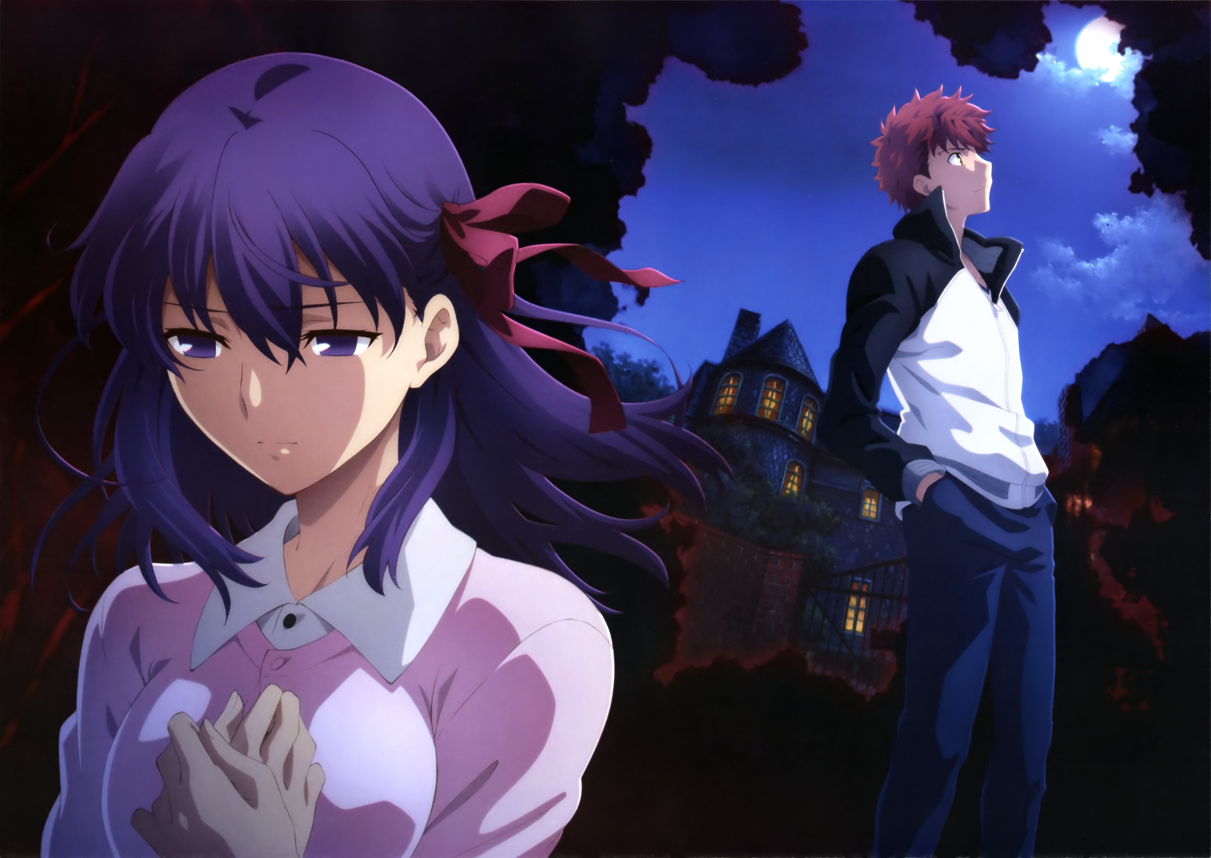 فيلم Fate/stay night Movie: Heaven's Feel - I. Presage Flower