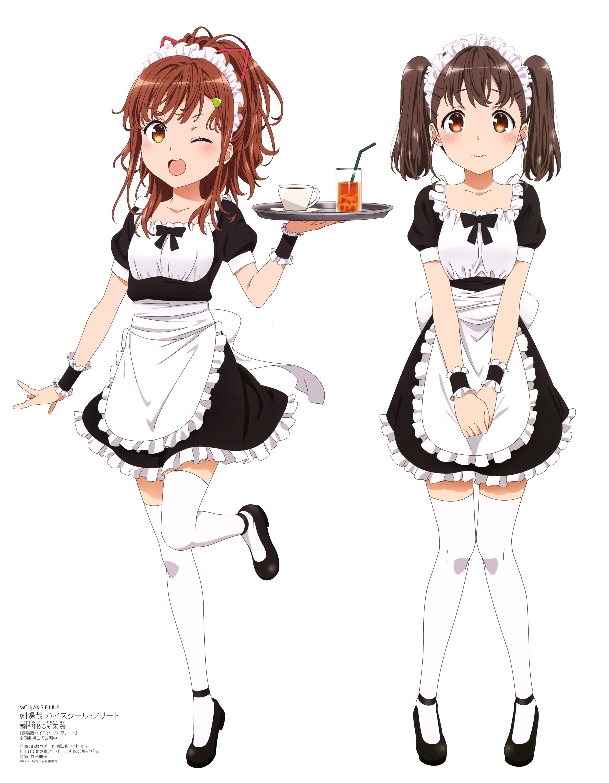 High School Fleet Image #2021283 - Zerochan Anime Image Board