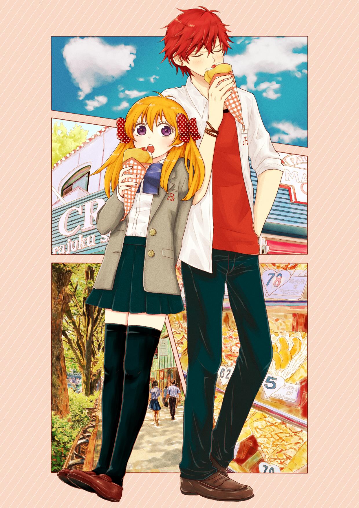 Gekkan Shoujo Nozaki kun Monthly Girls Nozaki kun Mobile