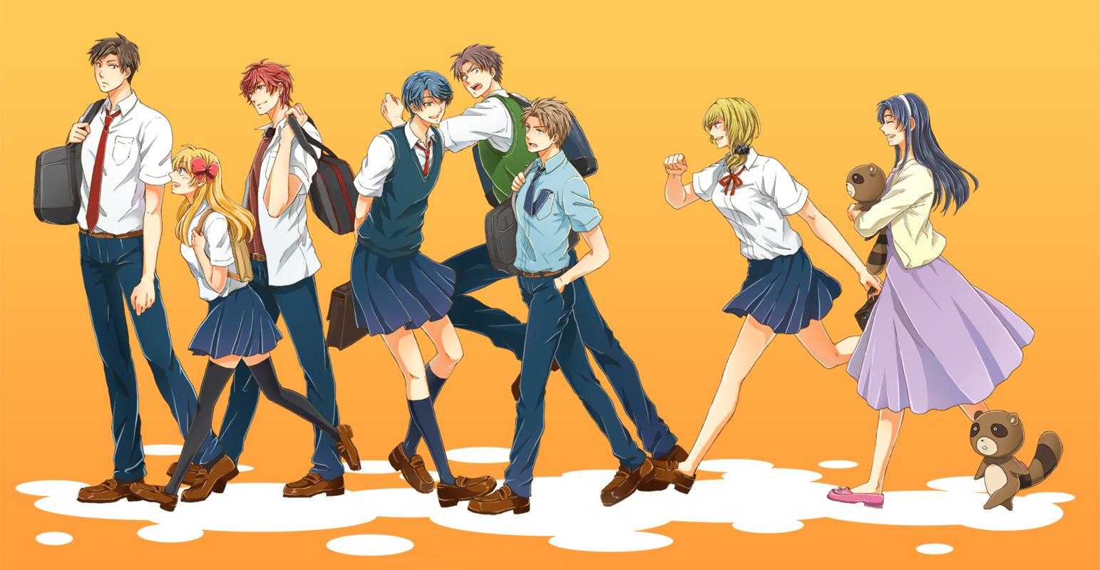 Miyako Yukari Gekkan Shoujo Nozaki Kun Zerochan Anime Image Board