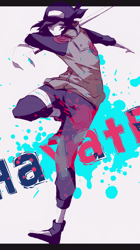 Gekkou Hayate - NARUTO - Mobile Wallpaper #1452561