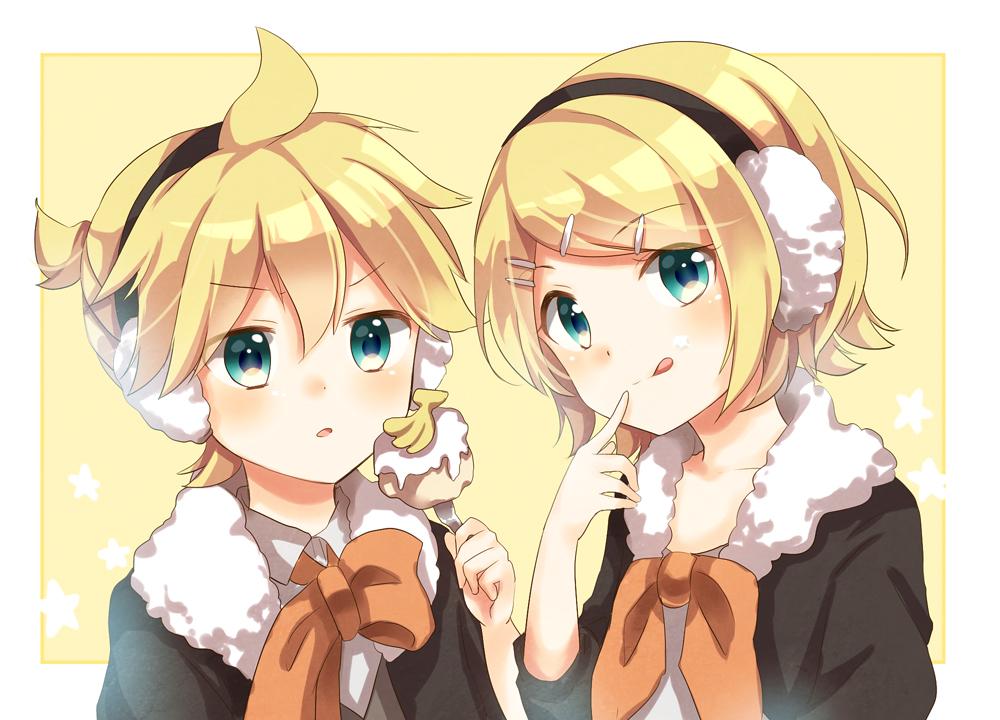 Anime Characters Gemini : Gemini vocaloid image zerochan anime board