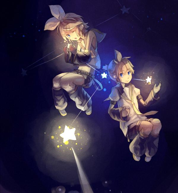 Anime Characters Gemini : Gemini vocaloid zerochan