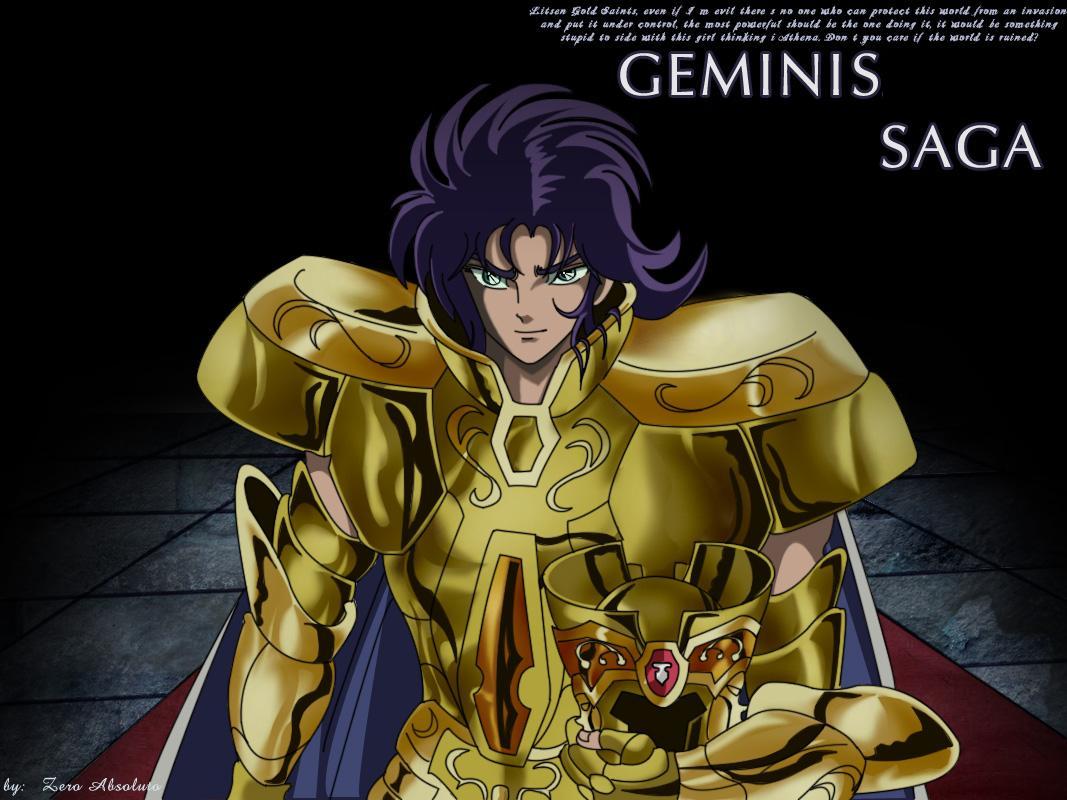 Gemini Saga Saint Seiya Image 515259 Zerochan Anime