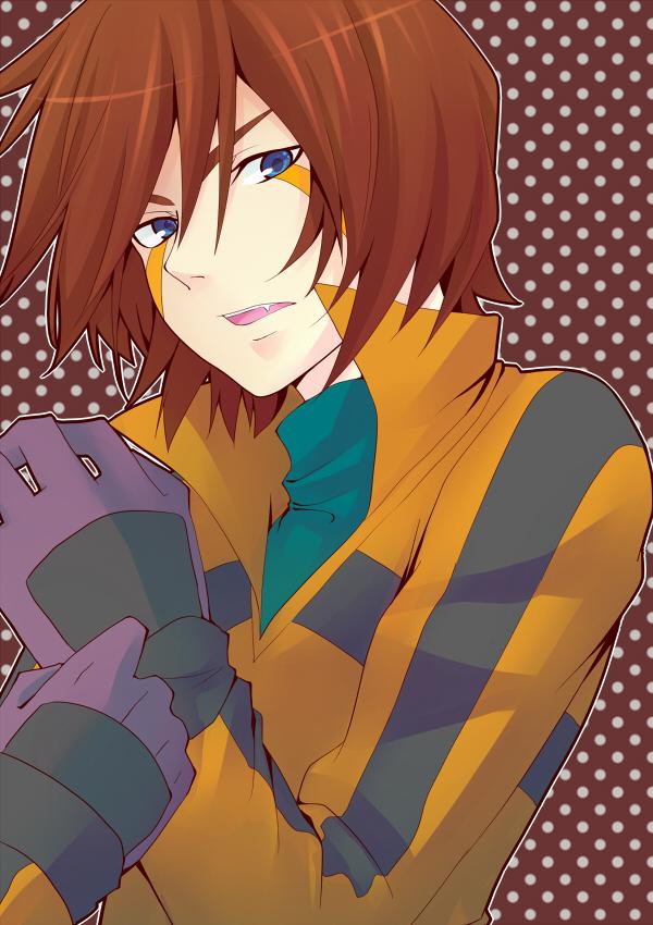 Tags: Anime, Tenka001, Inazuma Eleven, Genda Koujirou, Pixiv, Fanart From Pixiv, Fanart