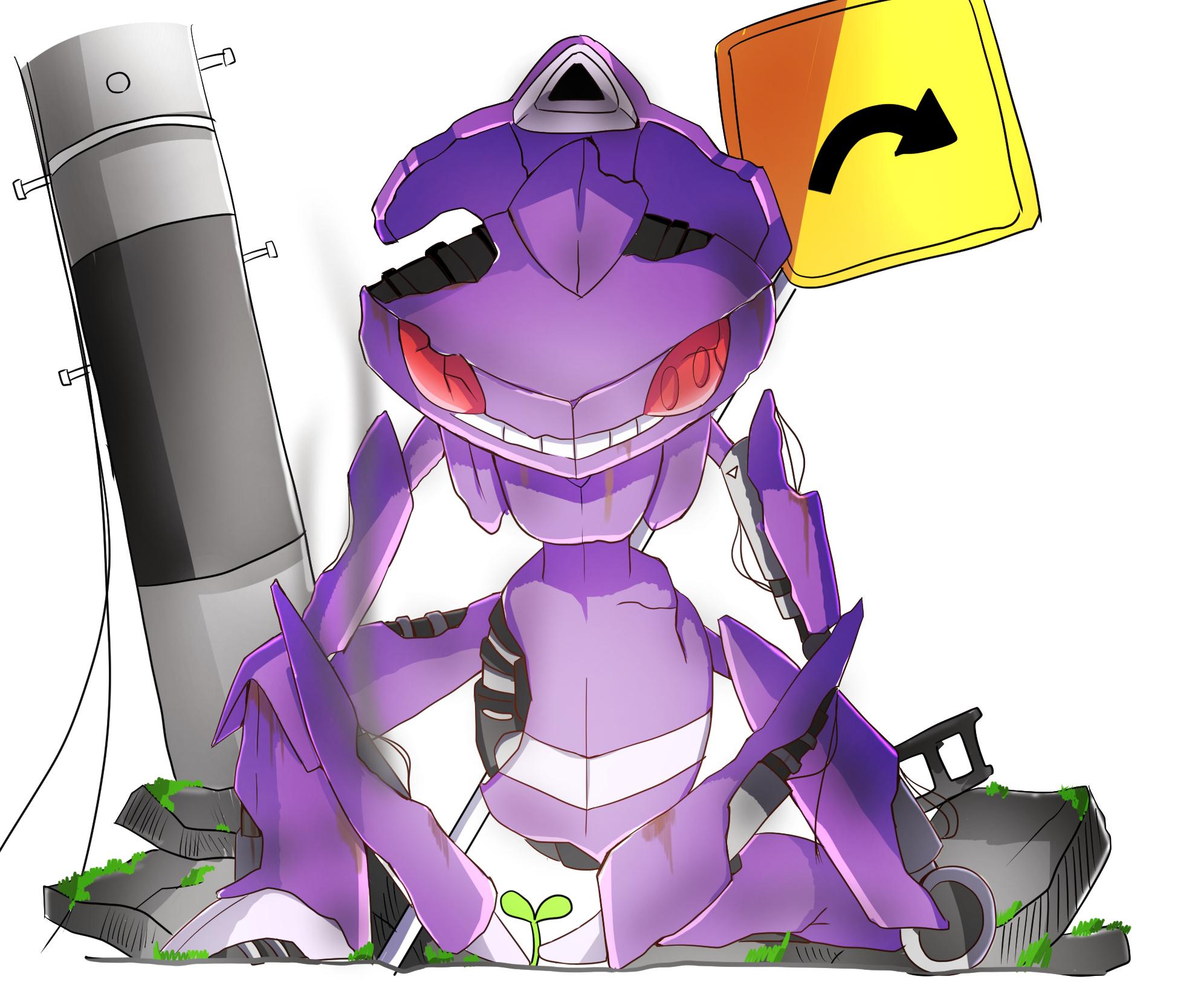 Genesect Fanart Zerochan Anime Image Board