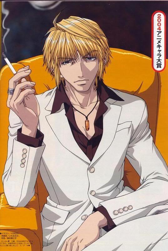 Tags: Anime, Saiyuki, Genjyo Sanzo, Mobile Wallpaper