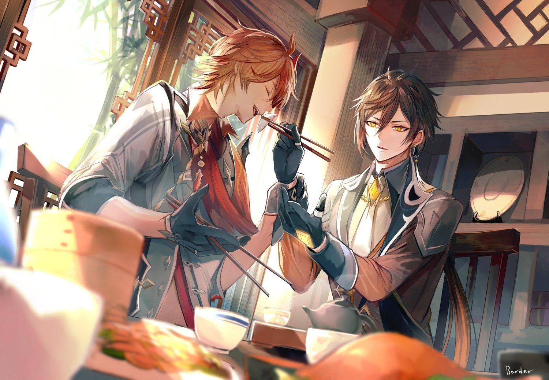 Genshin Impact Zerochan Anime Image Board