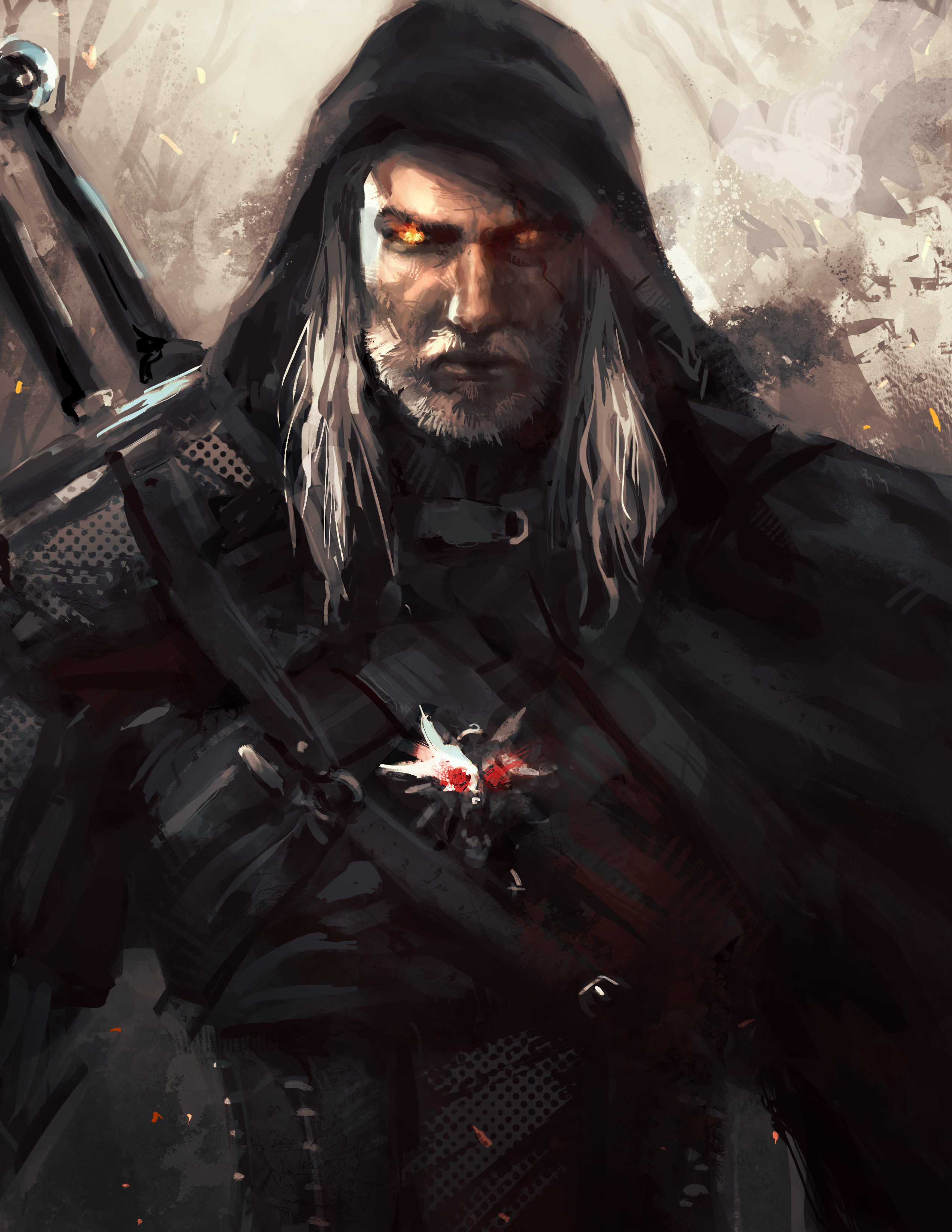 witcher geralt of - photo #22