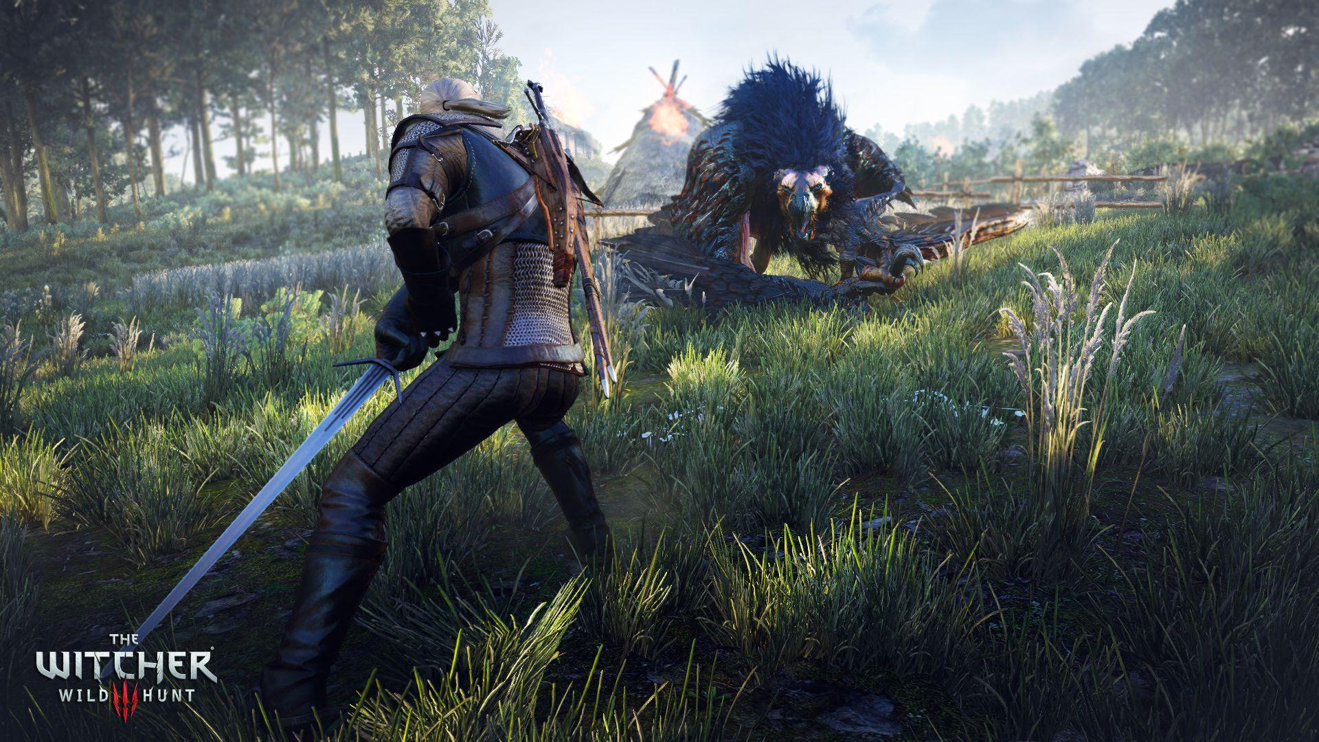Geralt Of Rivia Download Image