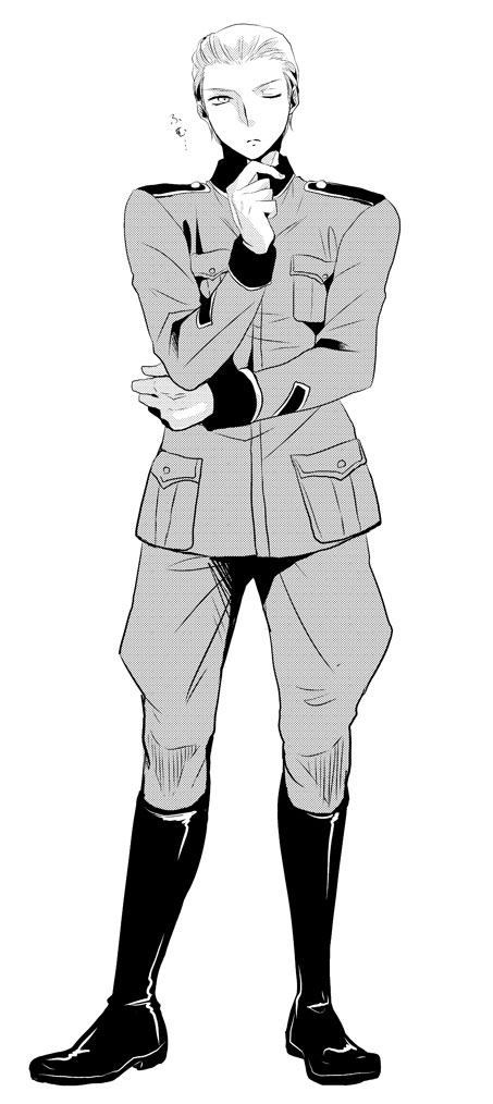 Tags: Anime, K-anzu, Axis Powers: Hetalia, Germany