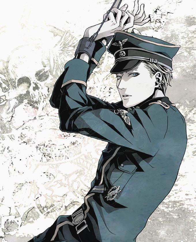 Tags: Anime, Pixiv Id 777804, Axis Powers: Hetalia, Germany, Pixiv, Fanart From Pixiv, Fanart, Axis Power Countries