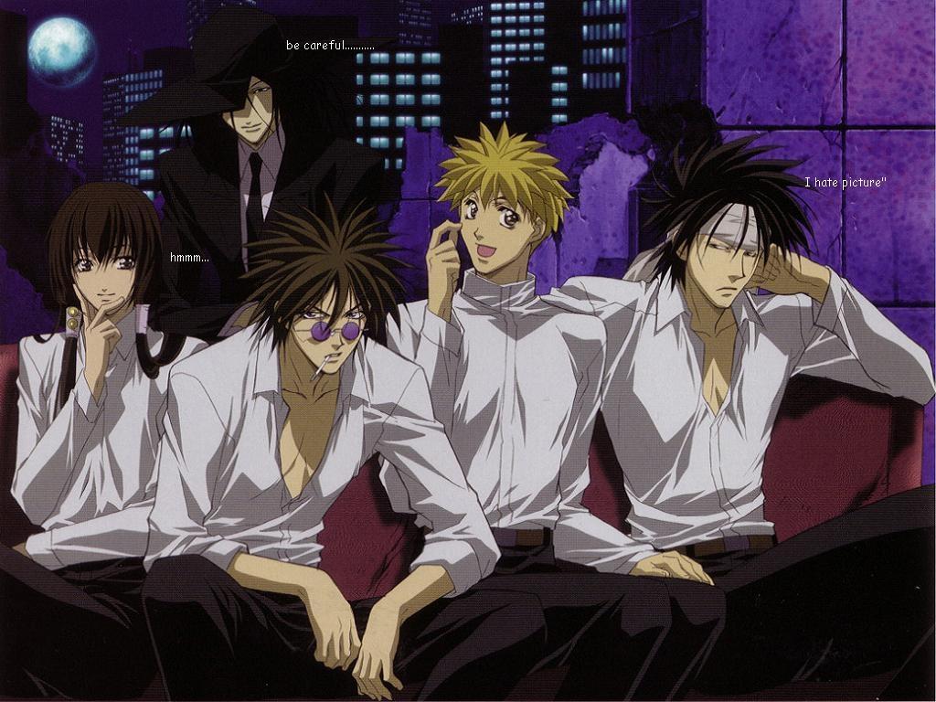 Getbackers, Wallpaper - Zerochan Anime Image Board