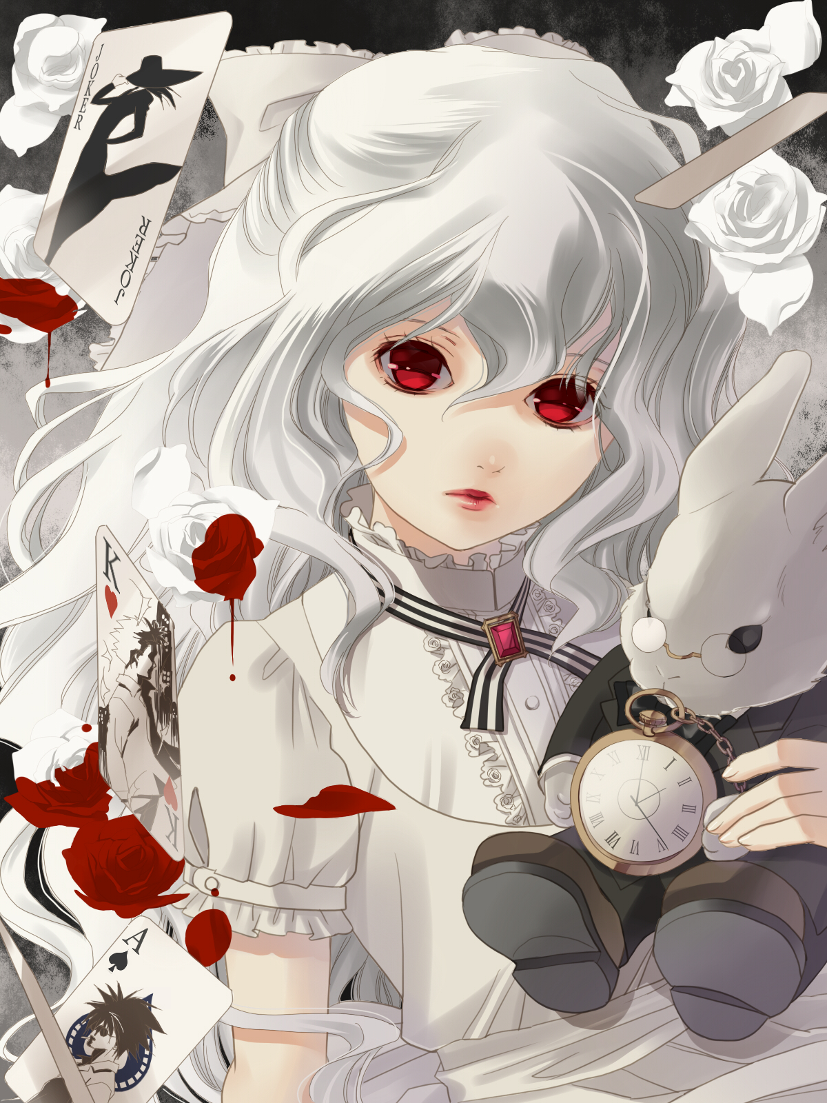getbackers image 637690 zerochan anime image board