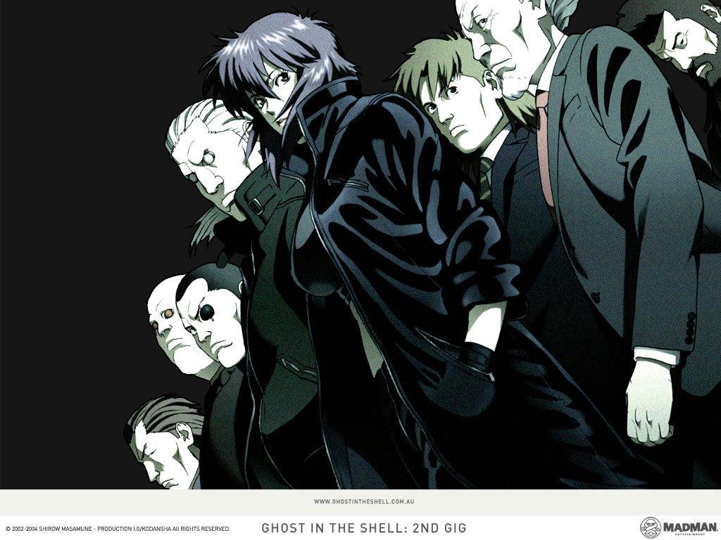 Kusanagi Motoko Wallpaper Zerochan Anime Image Board