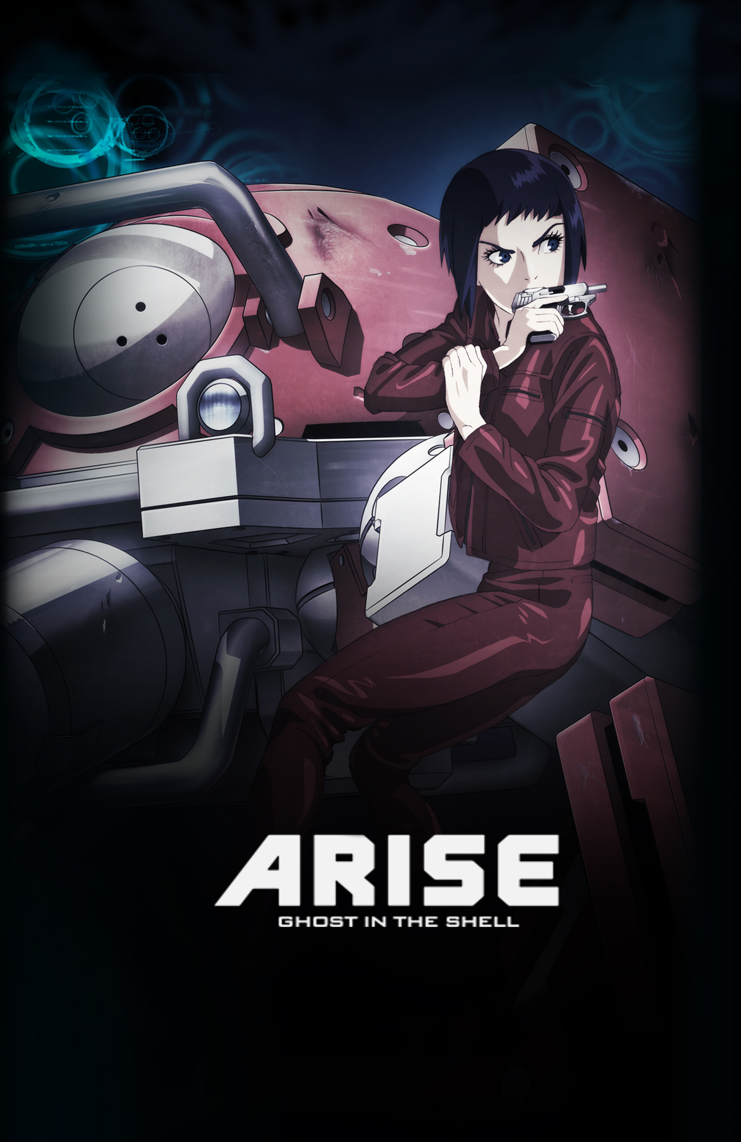 Ghost In The Shell Arise Deutsch