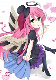 Ghostrick Angel of Mischief