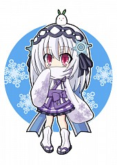 Ghostrick Yuki-onna