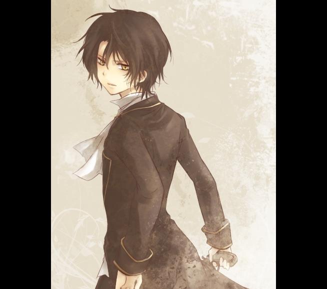 Tags: Anime, Pandora Hearts, Gilbert Nightray
