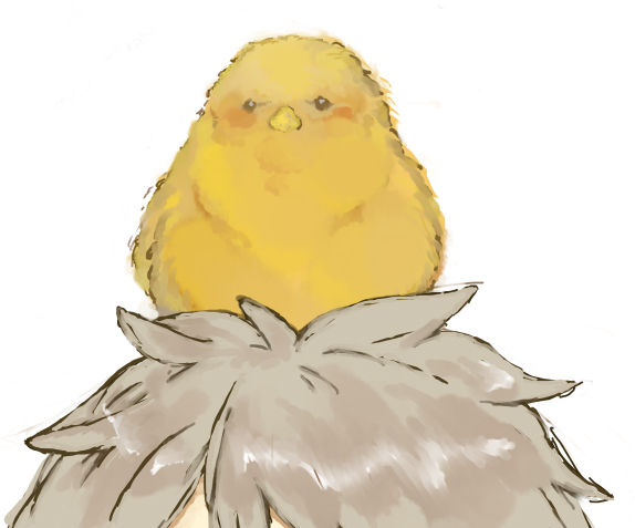 Tags: Anime, Pixiv Id 354499, Axis Powers: Hetalia, Prussia, Gilbird, Pixiv, Fanart From Pixiv, PNG Conversion, Fanart