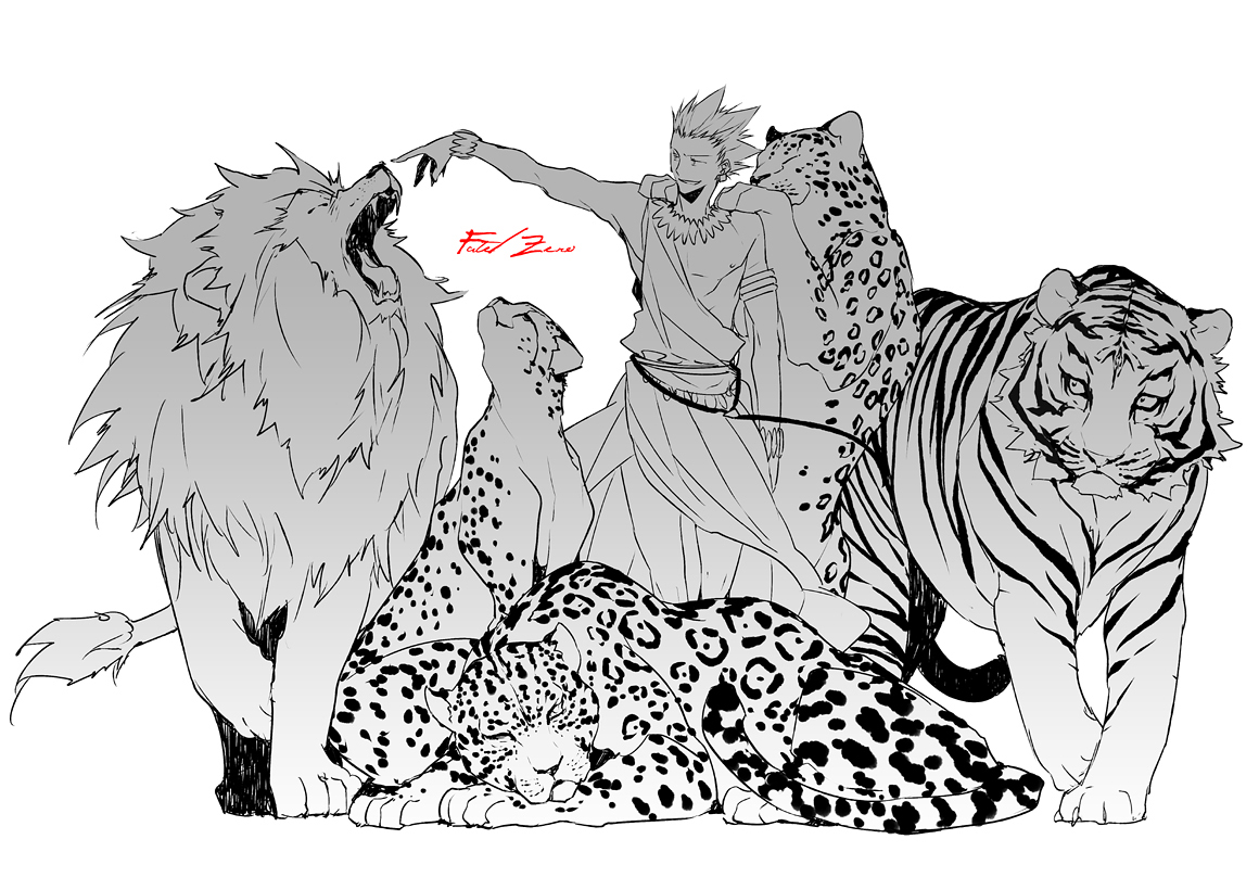 jaguar big cat zerochan anime image board