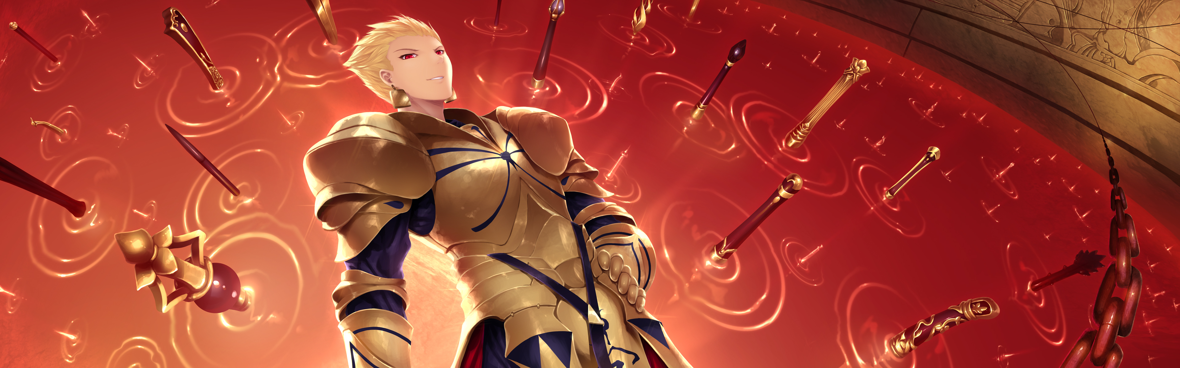 Gilgamesh Fate Stay Night Image 1112752 Zerochan Anime
