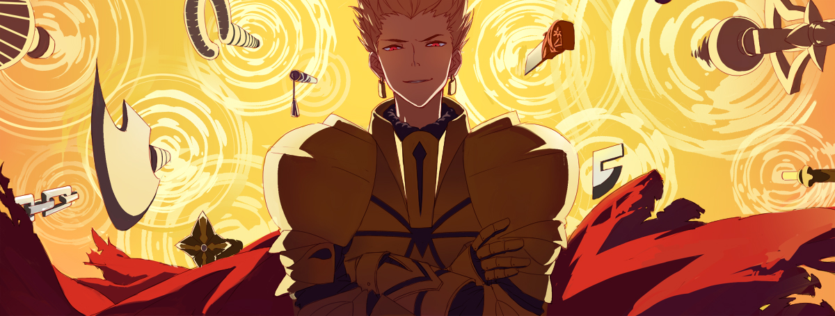 Gilgamesh - Fate/stay night - Image #1173647 - Zerochan