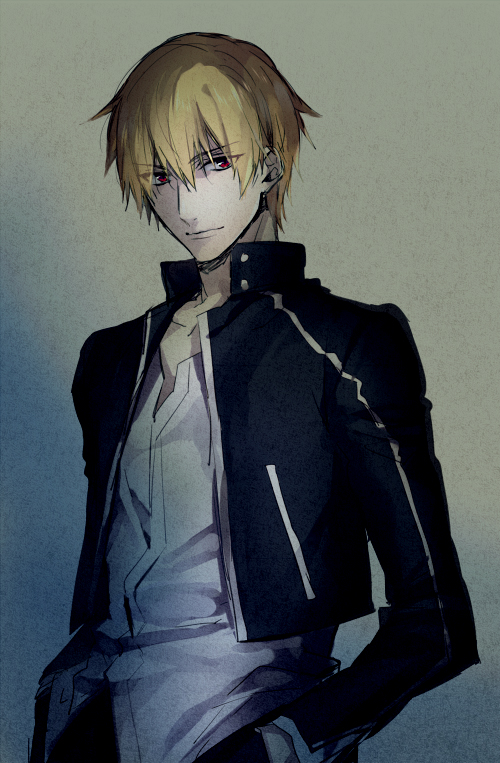 Gilgamesh Fate Stay Night Casual