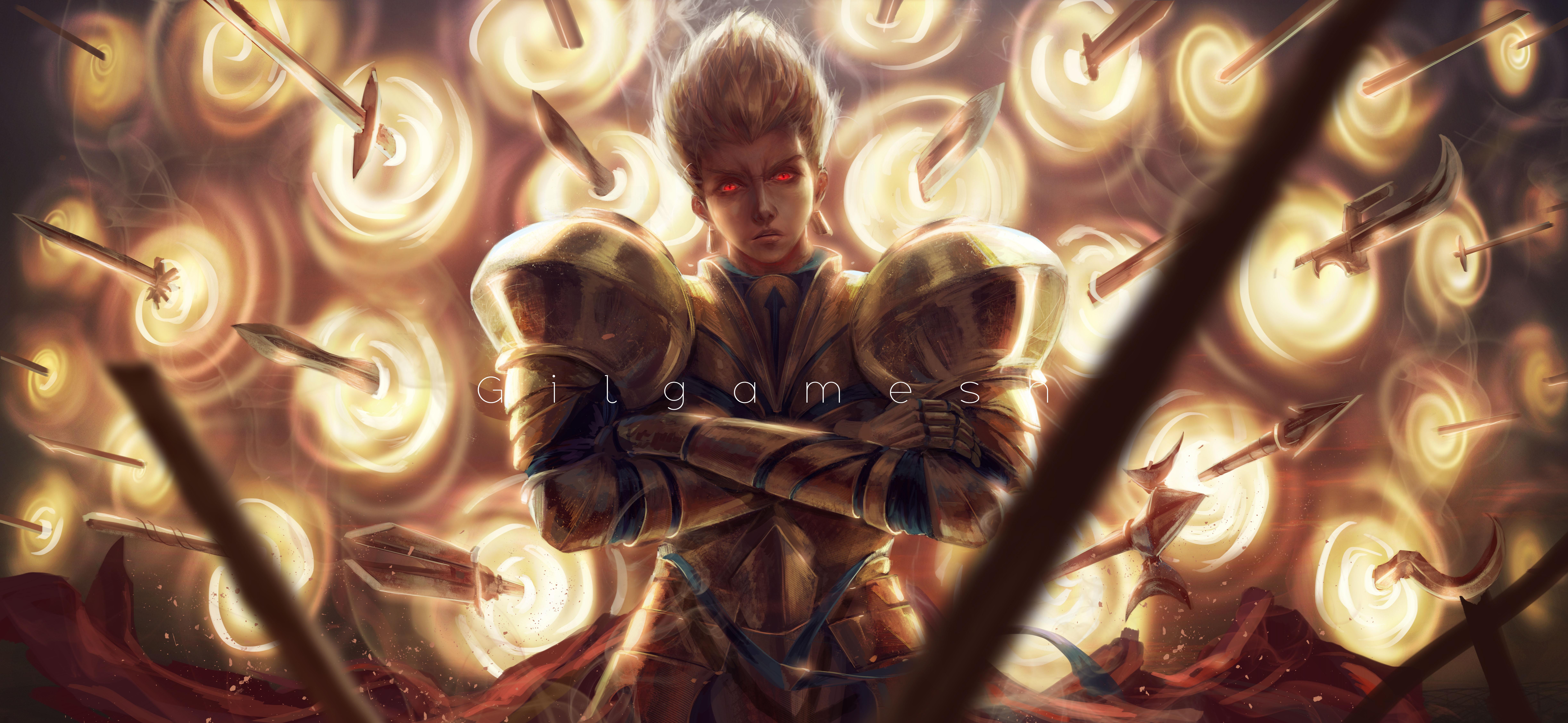 Gilgamesh Fate Stay Night Image 2415329 Zerochan Anime